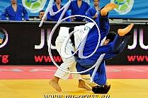 Yuuki HASHIGUCHI JPN - Adrian GOMBOC SLO -66kg-
