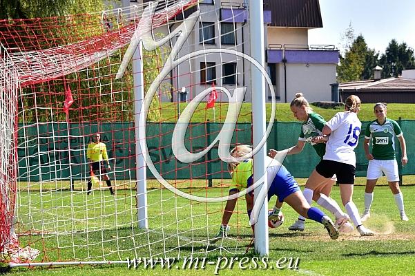 Zala VINDISAR -ZNK Olimpija Ljubljana-