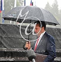 Zoran ZAEV -Predsednik vlade Severne Makedonije-