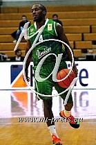 Cedric JACKSON -Union Olimpija-