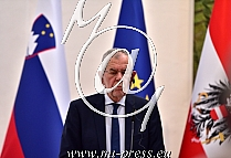 Alexander van der BALLEN -Predsednik Avstrije-