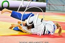 Maria CENTRACCHIO ITA - Floor STOOP NED -57kg-
