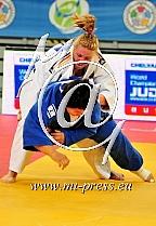 Carolin WEISS GER - Nami INAMORI JPN 78kg