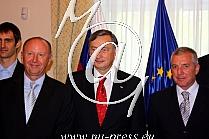Sprejem delegacije KZS pri predsedniku Republike Slovenije gospodu Danilu Turku