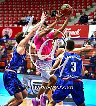 Malcolm CAZALON -Mega Basket-