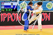 Maja KROPF SLO - Paula DELFINO ARG -57kg-