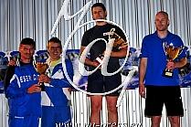 Moski - Men: 1. Gorazd Vindis SLO, 2. Giuseppe Trtesoldi ITA, 3. Oldrich Sorf CZE, Senad Salkic SLO