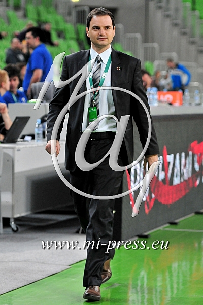 Matevz ZUPANCIC - Union Olimpija-