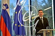 Marjan SAREC -predsednik vlade Slovenije-