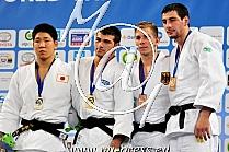 -81kg 1.Ntanatsidis GRE, 2.Kohara JPN, 3.Medhiyev AZE, 4.Ressel GER