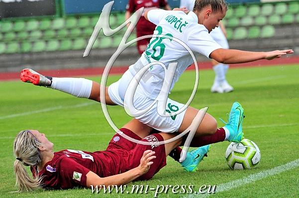 Lara KLOPCIC -ZNK Olimpija Ljubljana-