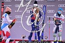 1. Marta BASSINO ITA, 2. Michelle GISIN SUI, 3. Meta HROVAT SLO