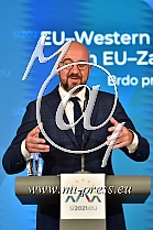 Charles Michel - Predsednik EU komisije