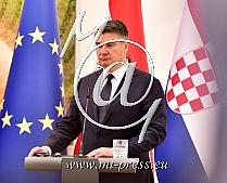 Zoran MILANOVIC -predsednik Hrvaske