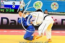 Chizuru ARAI JPN - Barbara MATIC CRO -70kg-