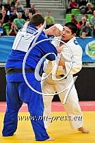 Duurenbayar ULZIIBAYAR MGL - Anton KRIVOBOKOV RUS 100kg