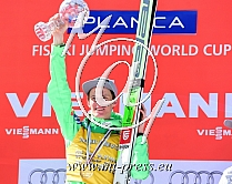 Ski Flying 2015/2016: 1. Peter PREVC -SLO Slovenija-