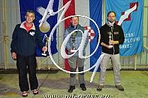 1. Hrvoje SLADETIC Paraclub Croatia, 2. Nedjeljko BRDAR Krila Kvarnera, 3. Bojan FRLAN Krila Kvarner