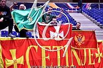 Crnogorski navijaci