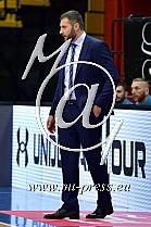 Vladimir JOVANOVIC, glavni trener -Cibona-