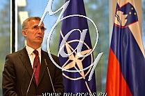 Jensa STOLTENBERG -generalni sekretar zveze NATO-