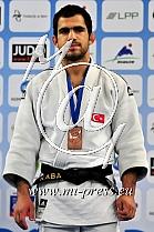 Ahmet Sahin KABA -TUR Turcija-