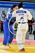 Maylin DE TORO CARVAJAL CUB - Natasa BENDE SLO -63kg-