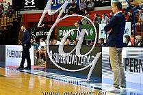 Vladimir JOVANOVIC, glavni trener -Cibona, Mega Basket-