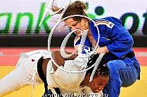 Maylin DEL TORO CARVAJAL CUB - Nadja BAZYNSKI GER -63kg-
