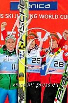 1.Jurij TEPES SLO, 2.Rune VELTA NOR, 3.Peter PREVC SLO
