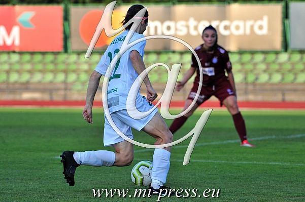 Tina PALISKA -ZNK Olimpija Ljubljana-