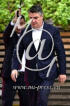 Zoran MILANOVIC -predsednik Hrvaske-