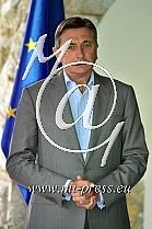 Borut PAHOR -predsednik Slovenije-