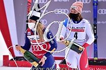 1. Marta BASSINO ITA, 2. Michelle GISIN SUI