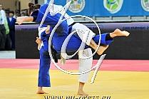 Shira HAYAT ISR - Maja POVSNAR SLO -52kg-