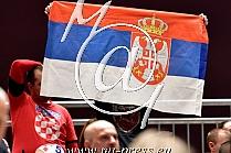 Srbsko-Hrvaski navijaci