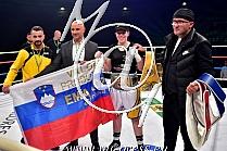 Rudolf PAVLIN trener,  Ema KOZIN -SLO Slovenija-