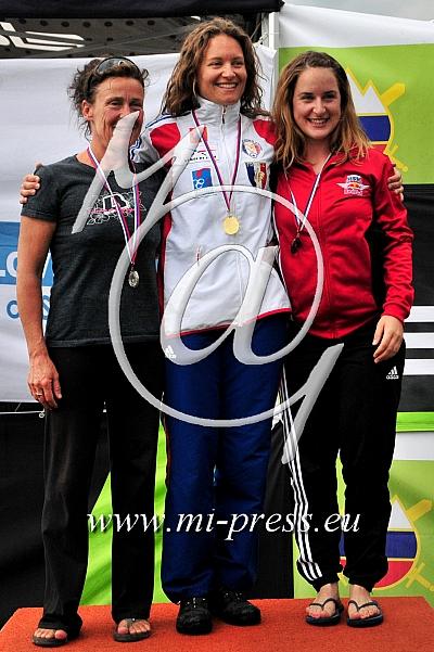 Zenske-Women 1.Deborah Ferrand FRA , 2.Pernille Lykke DEN, 3.Magdalena Schwertl AUT