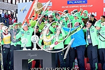 Slovenia Ski Jumping Team