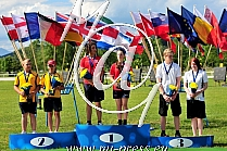 1. Orlic, Vavro CRO, 2. Skholna, Hoviadovskyi UKR, 3. Andersson, Carlsson SWE