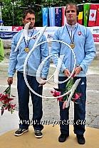C2: 1.Ladislav SKANTAR, Peter SKANTAR -SVK Slovaska-