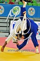 Madeleine MALONGA FRA - Urska GRACNER SLO -78kg-