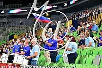 Slovenski navijaci