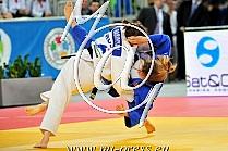 Zarina BABINYAK RUS - Beata GUSZAK CRO --52kg-
