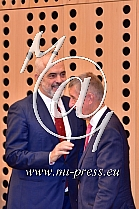 Edi RAMA -Predsednik vlade Albanije-, Andrej BABIS -Predsednik vlade Ceske-