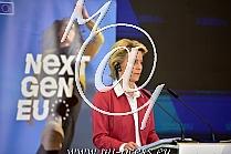 Ursula von der LEYEN -Predsednica Evropske komisije-