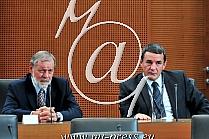 Anton GASPER FRANTAR -predsednik volilne komisije-