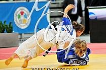 Zarina BABINYAK RUS - Beata GUSZAK CRO -52kg-