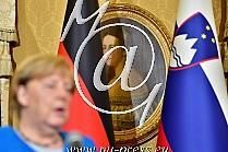 Angela MERKEL -nemska kancelarka-