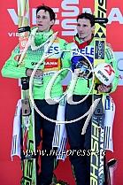Peter PREVC, Robert KRANJEC -SLO Slovenija-
